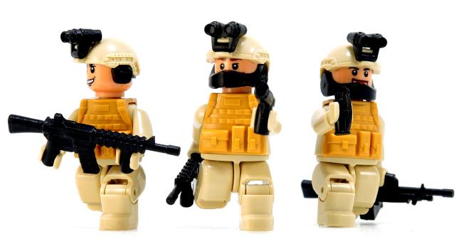 3-Man Team